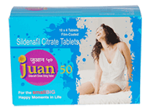 JUAN 50MG TABLET – Cadila Pharmaceuticals Ltd
