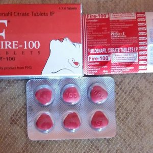 FIRE 100MG TABLET