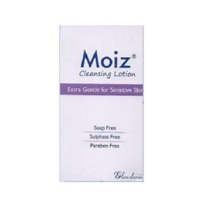 MOIZ CLEANSING LOTION 125 ML- Glowderma Labs Pvt Ltd