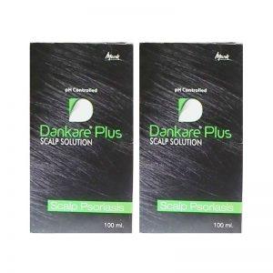 DANKARE PLUS SHAMPOO-100ML-MARK INDIA