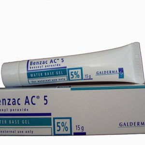 BENZAC AC 5% GEL 20 GM - Galderma India Pvt Ltd