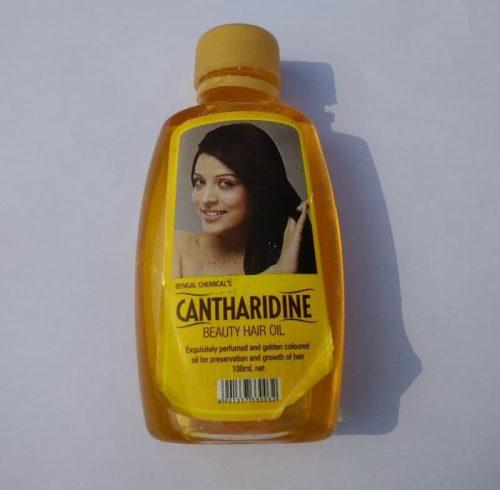 Cantharidine Hair Oil 200 ml