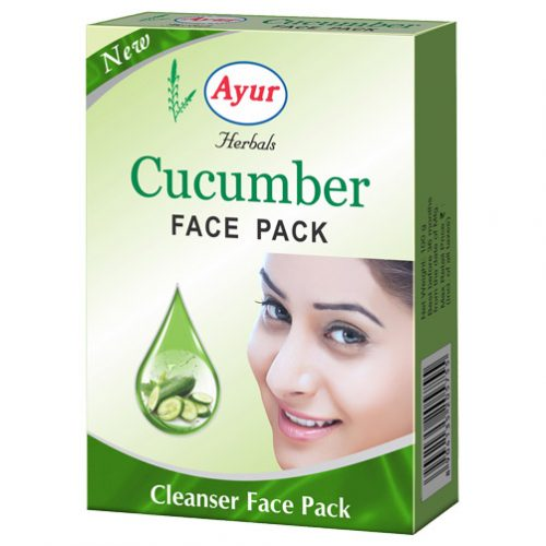 Ayur CUCUMBER Face Pack 25gm