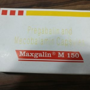 MAXGALIN M 150 CAPSULE