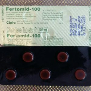 FERTOMID 100 MG TABLET – Cipla Ltd