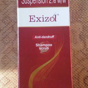 EXIZOL 2% SHAMPOO-50 ML -SUN PHARMA LABORATORIES