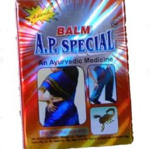 A P SPECIAL BALM-Adarsh Ayurvedic Pharmacy
