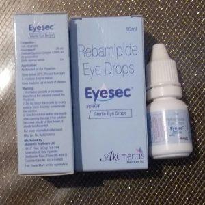 EYESEC EYE DROP-10 ML -AKUMENTIS HEALTHCARE LTD