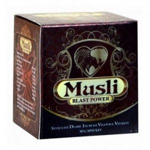 Musli Blast Power Capsules