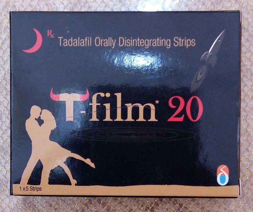 T FILM 20MG DISINTEGRATING STRIP>Delvin Formulations Pvt Ltd Company