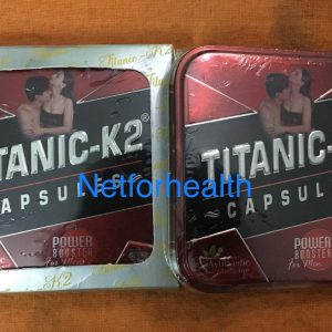 TITANIC K2 CAPSULE - Sun India Pharmacy Pvt Ltd.