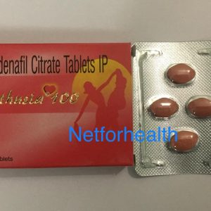 ENTHUSIA 100 mg TABLET-4 tablets -lupin ltd