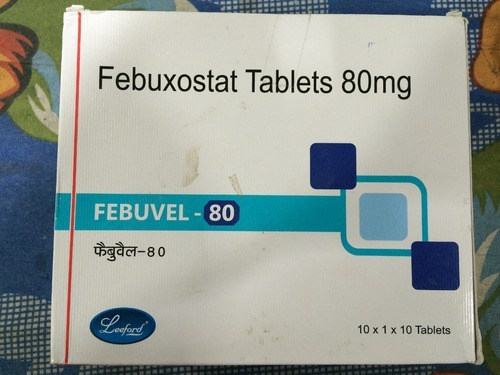 FEBUVEL 80mg TABLET