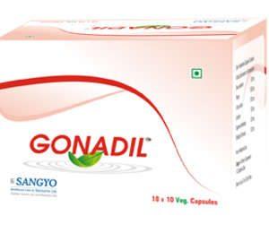 GONADIL CAPSULE-10 capsules -Sanzyme ltd