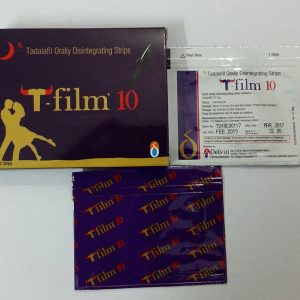 T FILM 10MG DISINTEGRATING STRIP-Delvin Formulations Pvt Ltd Companys