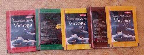 VIGORA JELLY 5 GM – GERMAN REMEDIES
