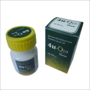 4U Q10 FORTE CAPSULE-30 capsules-Dr.John Labs