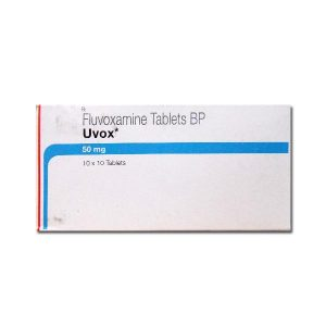 UVOX 50 MG TABLET-10 tablets -Abbott India Ltd