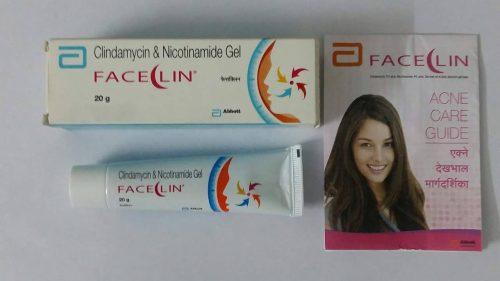 FACECLIN  GEL-20 GM  -Abbott India Ltd