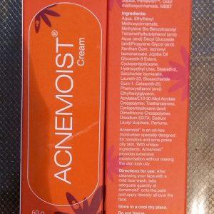 Acnemoist Cream Buy Online India Netforhealth