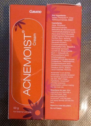 Acnemoist Cream Uses