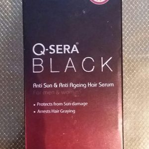 Q SERA BLACK HAIR SERUM 60 ML – Palson Drug