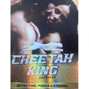 CHE ETAH KING FOR MEN Capsules-30 capsules-Dr.Chopra Pharmacls
