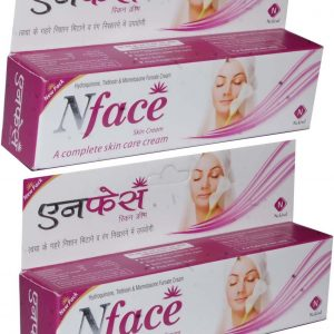 N FACE CREAM 15 GM - NUKIND HEALTHCARE