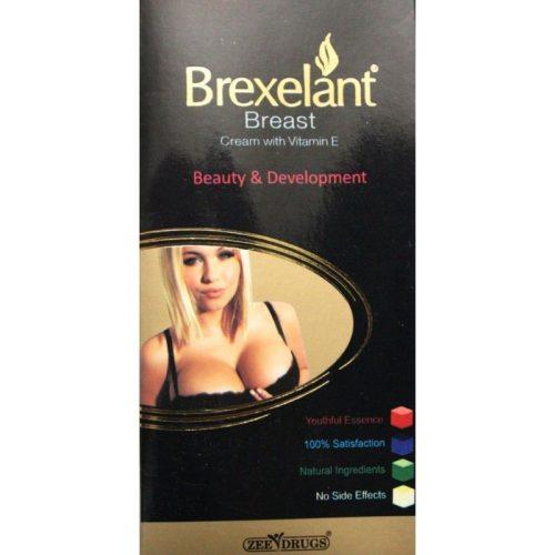 Brexelant Breast Cream-60gm-Zee Laboratories