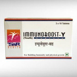Immuno Boost Y Tablet-TSAR HEALTH