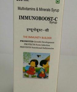 Immunoboost C Syrup-TSAR HEALTH