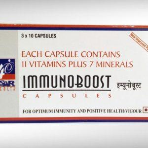 Immunoboost Capsule-TSAR HEALTH