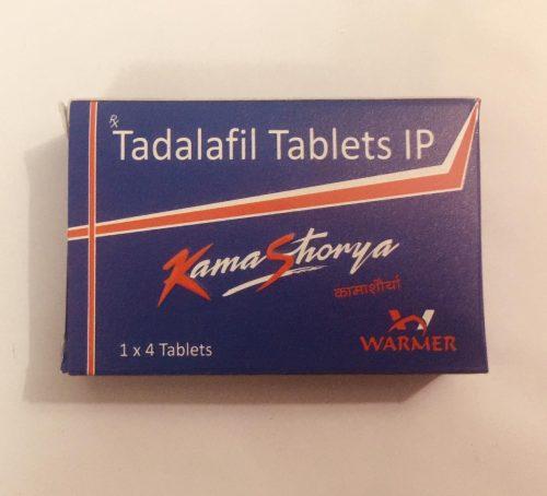 KAMASHORYA TADALAFIL TABLETS