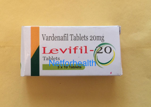 LEVIFIL 20 TABLETS