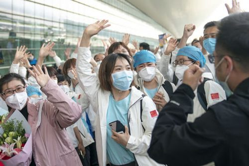Shadow of coronavirus slowly lifts from epicentre Wuhan