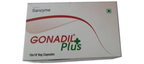 Gonadil Plus Capsules Sanzyme